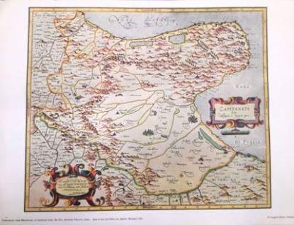 Immagine di CAPITANATA OLIM MESSAPIAE ET JAPIGIAE PARS (1620)