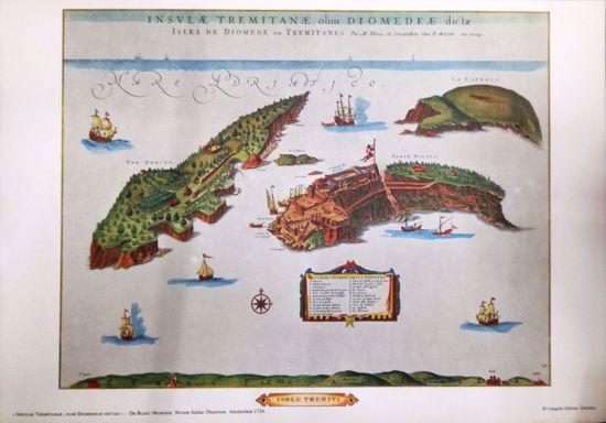 Immagine di Isole Tremiti (1724)