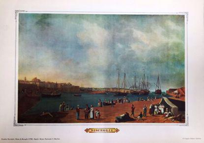 Immagine di Porto di Bisceglie (1790) Filippo Hackert