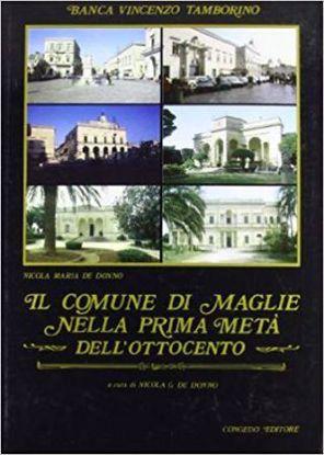 Immagine di COMUNE DI MAGLIE NELLA PRIMA META` DELL`800