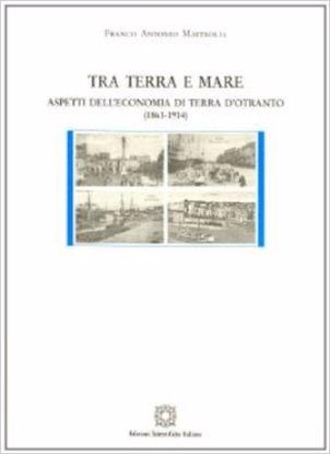 Immagine di TRA TERRA E MARE. ASPETTI DELL`ECONOMIA DI TERRA D`OTRANTO (1861 - 1914)