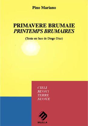 Immagine di PRIMAVERE BRUMAIE (TESTO A FRONTE IN FRANCESE)