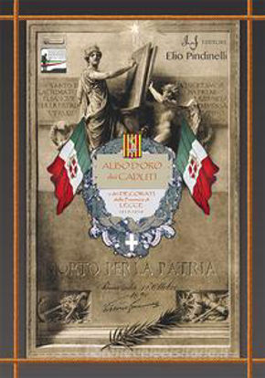 Immagine di ALBO D`ORO DEI CADUTI E DEI DECORATI DELLA PROVINCIA DI LECCE 1915 1918