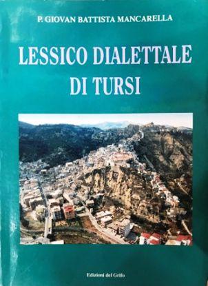 Immagine di LESSICO DIALETTALE DI TURSI
