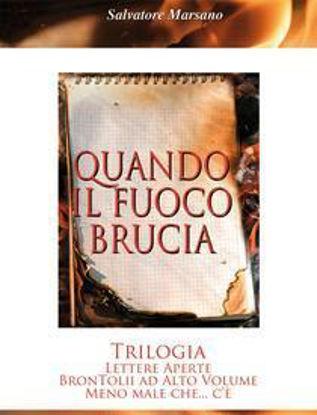 Immagine di QUANDO IL FUOCO BRUCIA. TRILOGIA