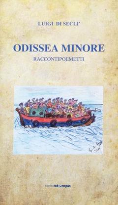 Immagine di ODISSEA MINORE. RACCONTI POEMETTI