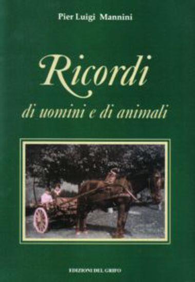 Immagine di RICORDI DI UOMINI E ANIMALI