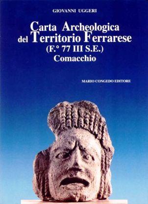 Immagine di CARTA ARCHEOLOGICA DEL TERRITORIO FERRARESE (F. 77 III SE). COMACCHIO