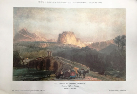 Immagine di IL CASTELLO DI CASSANO - THE CASTLE OF CASSANO (CALABRIA)