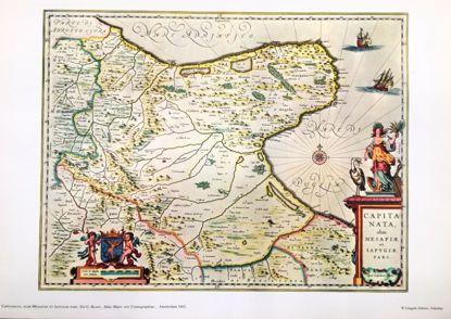 Immagine di CAPITANATA OLIM MESAPIAE ET IAPYGIAE  - STAMPA (1662)
