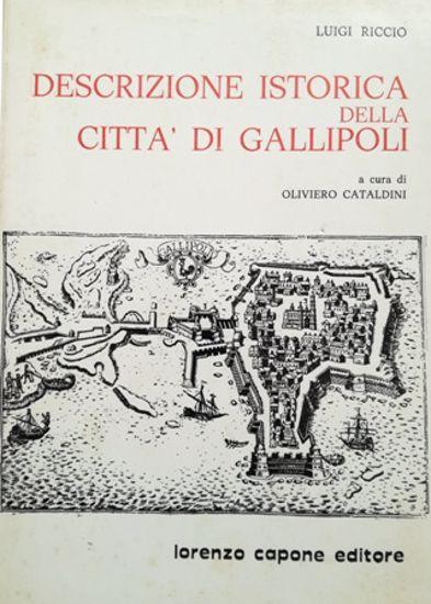 Immagine di DESCRIZIONE ISTORICA DELLA CITTA` DI GALLIPOLI