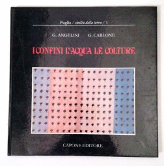 Immagine di I CONFINI, L`ACQUA, LE COLTURE