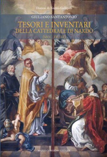 Immagine di Tesori e Inventari della cattedrale di Nardò (secc. XV-XIX)
