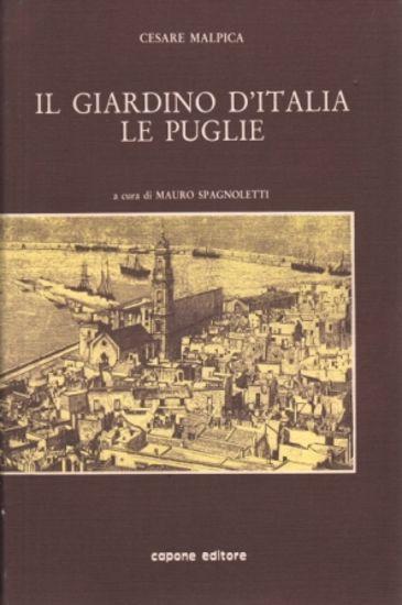 Immagine di IL GIARDINO D`ITALIA LE PUGLIE