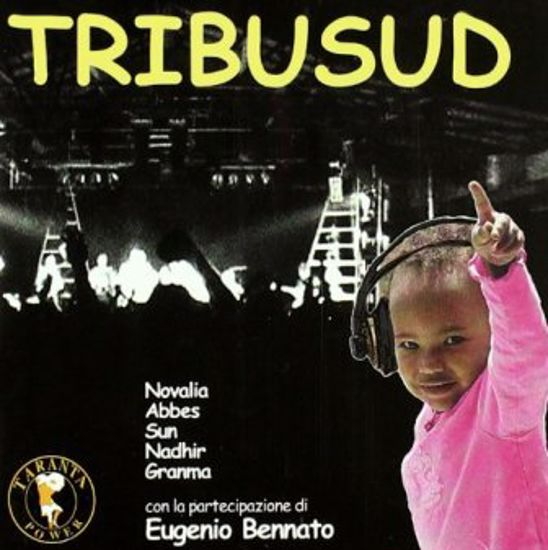 Immagine di TRIBUSUD - CD AUDIO