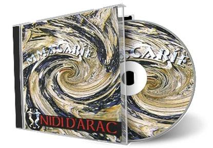 Immagine di MACARIE (NIDI D`ARAC) - CD AUDIO