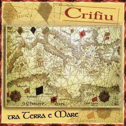 Immagine di TRA TERRA E MARE (CRIFIU) - CD AUDIO