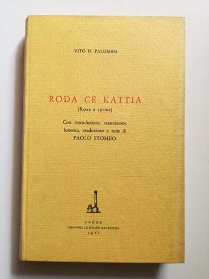 Immagine di RODA CE KATTIA ( ROSE E SPINE )