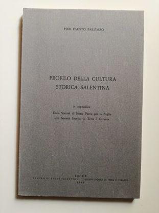 Immagine di Profilo della cultura storica salentina