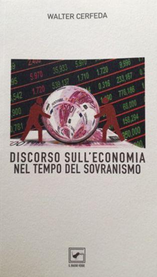 Immagine di DISCORSO SULL`ECONOMIA NEL TEMPO DEL SOVRANISMO