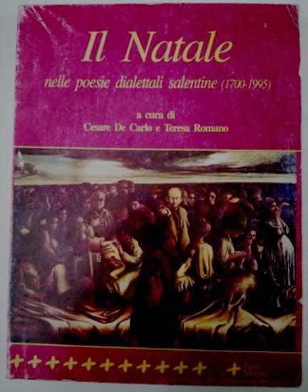 Immagine di IL NATALE NELLE POESIE DIALETTALI SALENTINE (1700 / 1995)