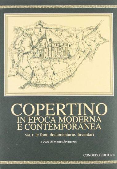 Immagine di Copertino in epoca moderna e contemporanea. Vol.1