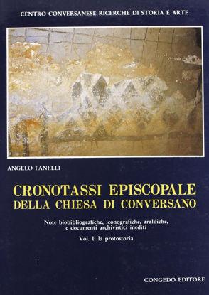 Immagine di CRONOTASSI EPISCOPALE DELLA CHIESA DI CONVERSANO. NOTE BIOBIBLIOGRAFICHE ICONOGRAFICHE ARALDICHE