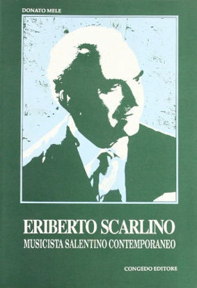 Immagine di Eriberto Scarlino. Musicista salentino contemporaneo