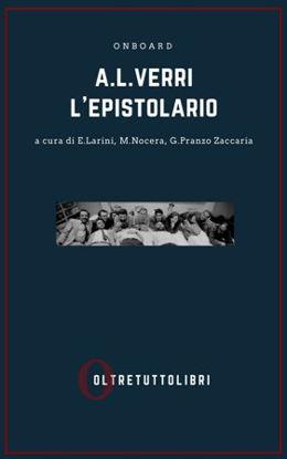 Immagine di A. L. VERRI. L`EPISTOLARIO