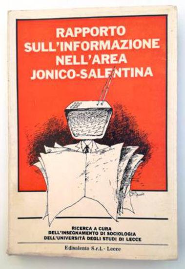 Immagine di RAPPORTO SULL`INFORMAZIONE NELL`AREA JONICO - SALENTINA