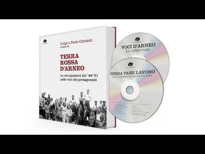 Immagine di TERRA ROSSA D`ARNEO. LE OCCUPAZIONI DEL 1949-1951 NELLE VOCI DEI PROTAGONISTI. CON 2 CD-AUDIO