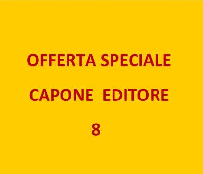 Immagine di OFFERTA CAPONE 8