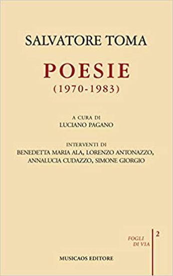 Immagine di POESIE (1970-1983)