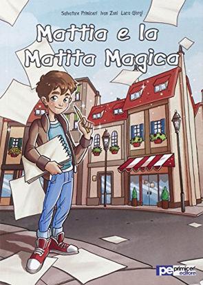 Immagine di Mattia e la matita magica