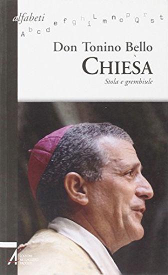 Immagine di CHIESA. STOLA E GREMBIULE