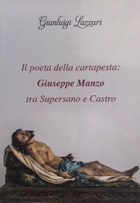 Immagine di POETA DELLA CARTAPESTA: GIUSEPPE MANZO. TRA SUPERSANO E CASTRO